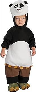 Rubie's Costume Co Unisex-baby Newborn Kung Fu Panda-2 Romper Costume