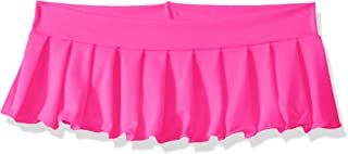 Escante Women's Pleated Mini Skirt