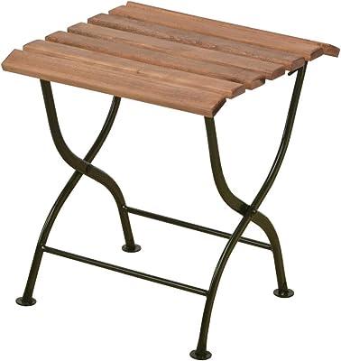 Esschert Design MF005G Metal Side Table