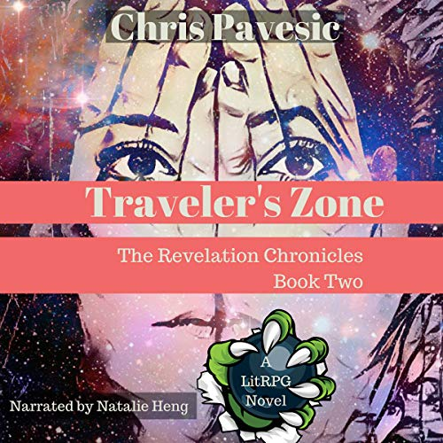 Traveler's Zone audiobook cover art