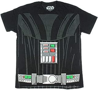 Star Wars Mens Darth Vader Costume T-Shirt