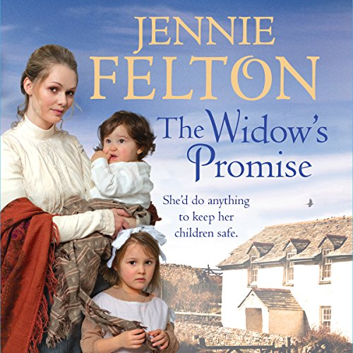 The Widow's Promise audiobook cover art