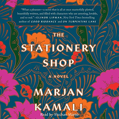 The Stationery Shop     A Novel              By:                                                                                                                                 Marjan Kamali                               Narrated by:                                                                                                                                 Mozhan Marnò                      Length: 9 hrs and 13 mins     Not rated yet     Overall 0.0