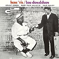 Here 'Tis by Lou Donaldson