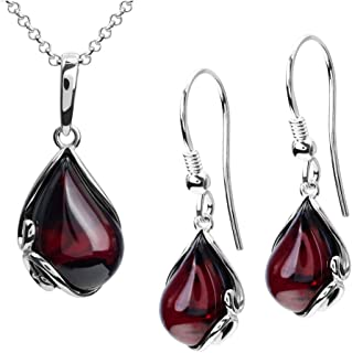 Best cherry amber jewelry Reviews