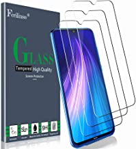 Ferilinso Cristal Templado para Xiaomi Mi 9 Lite, Redmi Note 8, Redmi Note 7, Redmi 7, Redmi S3 Protector de Pantalla, [3 Pack] Protector de Pantalla Screen Protector con garantía de reemplazo de por