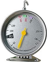 Keyren K Calibro di Temperatura del termometro del BBQ dellAcciaio Inossidabile di 50~800 for per Cottura del Barbecue