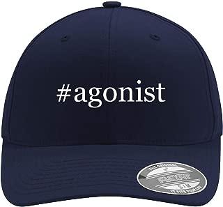 #Agonist - Men's Hashtag Flexfit Baseball Hat Cap