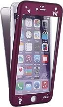 SainCat Custodia iPhone 6 Cover iPhone 6S 360 Gradi Silicone Duro