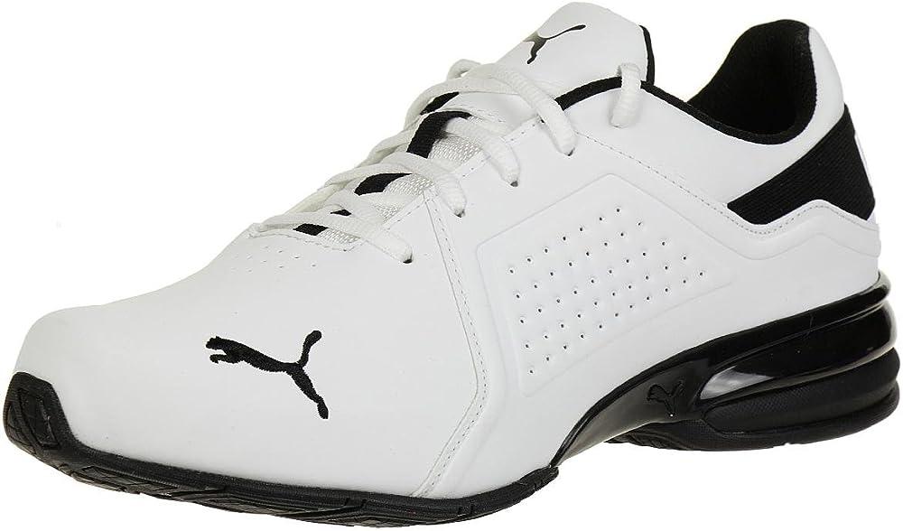 Puma viz runner, scarpe da corsa uomo,sneakers 191037