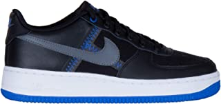 Nike Youth Air Force 1 Lv8 Leather Textile Trainers