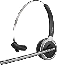 Mpow Truck Driver Bluetooth Headset, Hands Free Phone Headset with Noise Cancelling..