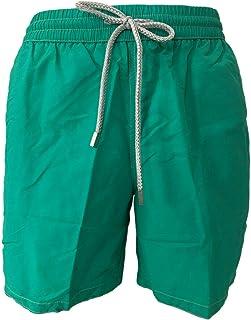 ZEYBRA Costume Uomo Boxer Tinta Unita Bali MOD AUB001 100% Poliammide Made in Italy