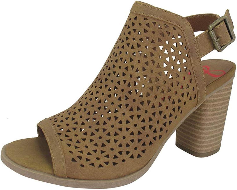 Jellypop Womens Naomi Dress Sandals