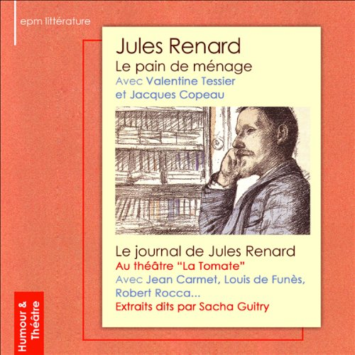 Journal / Le pain de ménage audiobook cover art