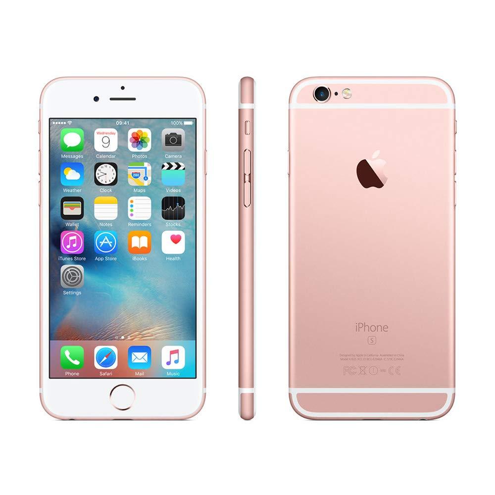 Apple iPhone 6S 64GB Oro Rosa (Reacondicionado): Amazon.es ...