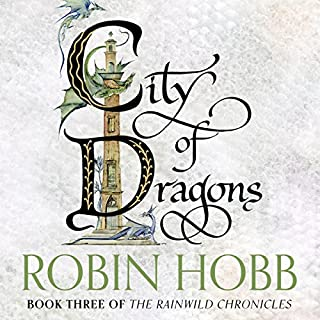 City of Dragons cover art
