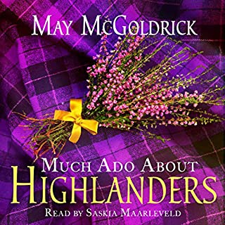 Much Ado About Highlanders cover art