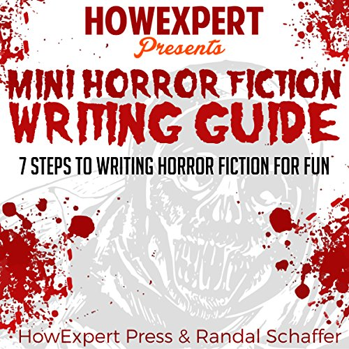 Mini Horror Fiction Writing Guide cover art