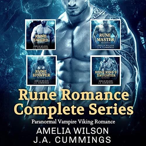Couverture de Rune Romance Complete Series