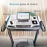 Zoom IMG-2 sportstech deskfit 2 in 1