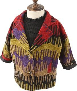 BAISNOW ボーイズコート ガールズコート チェスターコート 子供服 中厚手のコート 新型 冬服 男の子