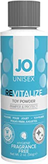 System JO Revitalize Toy Powder, 2 Ounce