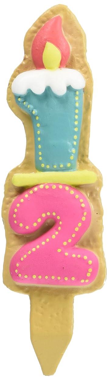 撤回する抽出適合するクッキーナンバーキャンドル ハーフ 56280102