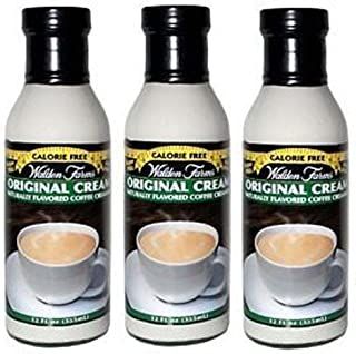 Walden Farms Original Coffee Creamer 3 Pack