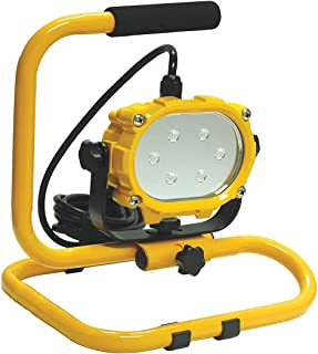 LUMAPRO 5NKT1 LUMAPRO Trouble Light Guard with Rotary Hook