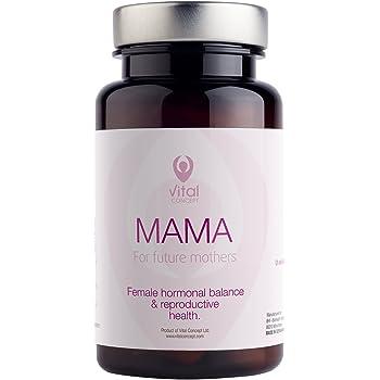 Vital Concept MAMA - para mujeres que quieren hijos. Ayuda