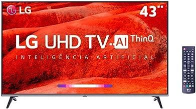 """Smart TV LG 43"""" 4K HDR Ativo 43UM7510, ThinQ AI"""