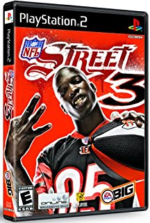 nfl street video game