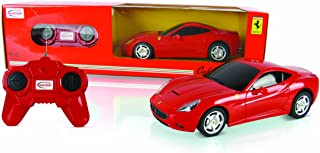 Rastar R/C 1:24 Ferrari California Remote Control Car, Red