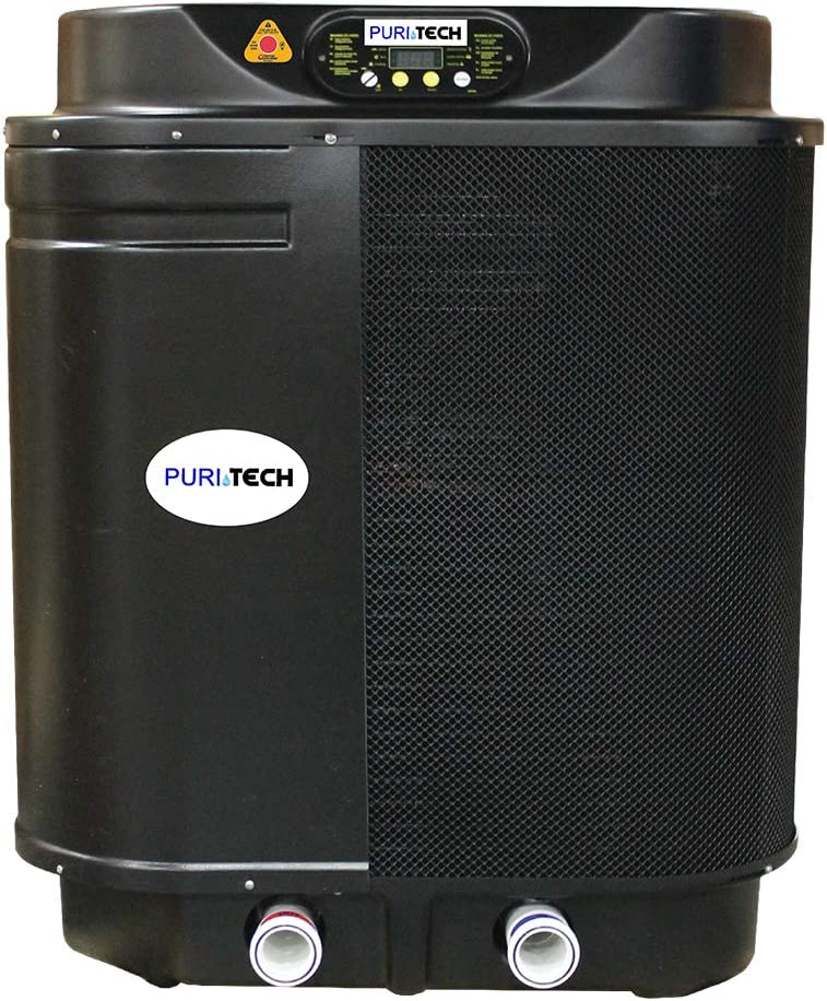 Puri Tech Quiet Heat 112 000BTU Pool Savings Pump Opti Fort Worth Mall Sales of SALE items from new works with