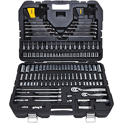 DEWALT Mechanics Tools Kit and Socket Set, 156-Piece (DWMT72164)