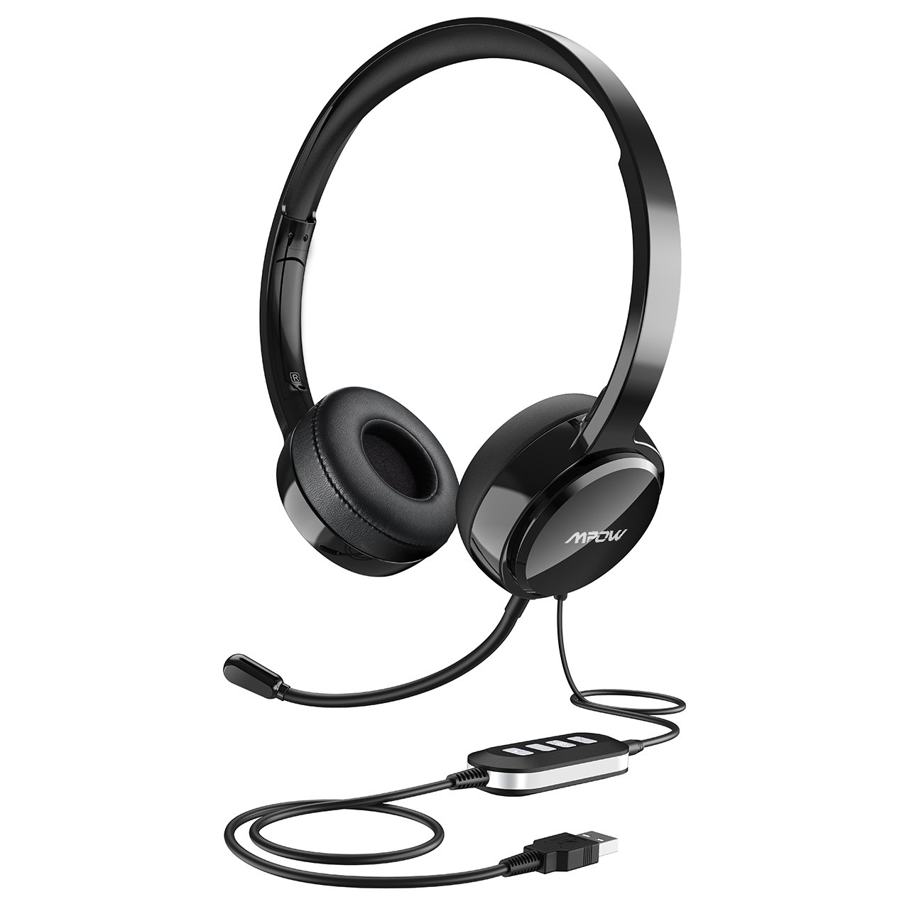 Mpow All Platform Microphone Noise Canceling Comfort fit