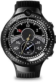 TIANYOU Fitness Tracker Thor 4 Dual Cámara Dual Bluetooth Smart Watch Watch Watch 4G 4G 1 + 16G Memoria Grande Sport Fitness Tracker Exquisito/F