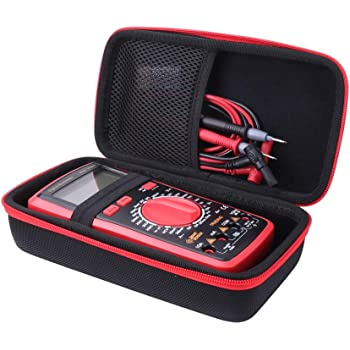 Hard Case for AstroAI Digital Multimeter Volt Meter by Aenllosi (for 6000 Counts)