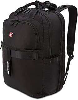 SWISSGEAR 3670 USB SCANSMART Laptop Backpack Black