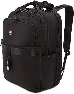 SWISSGEAR 3670 USB SCANSMART Laptop Backpack Black