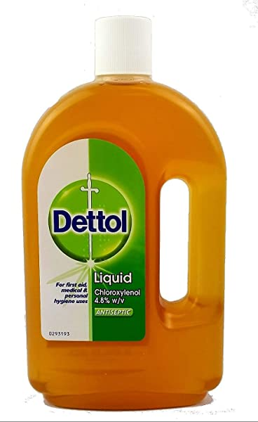 Dettol Liquid 750ml England Packaging May Vary
