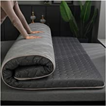Mattress Tatami Mat Anti-Skid Thickening Mattress Bedroom Furniture Student Dormitory Bed Mat 6 cm Thickness,C,120x200cm