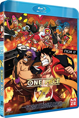One Piece-Le Film 11 : Z [Blu-Ray [Édition Simple]