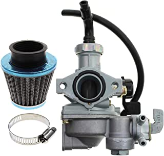 Carbhub TRX90 Carburetor for Honda TRX90 Sportrax 90 1993-2005; Fourtrax 90 1993-2001; Fits Honda ATC90 1976-1978; ATC110 1979-1985; ATC125M 1984-1985 ATV 3-Wheeler Carb