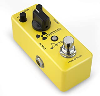 Donner Guitar Delay Pedal, Yellow Fall Analog Delay...