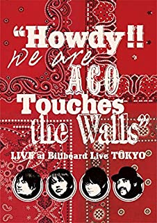 """""""Howdy!! We are ACO Touches the Walls"""" LIVE at Billboard Live TOKYO [DVD]"""
