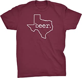 ShirtInvaders Texas Beer - T-Shirt