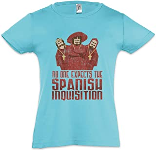 No One Expects The Spanish Inquisition Kids Girls Children T-Shirt