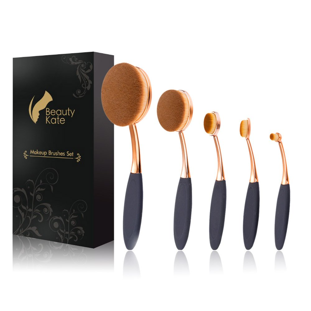 Professional Toothbrush Foundation Beauty Kate